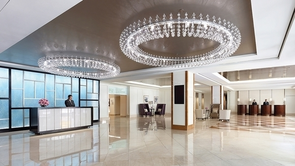 hoteis de luxo em Boston