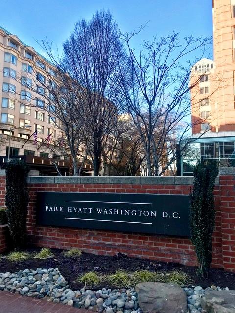 hotel em Washington DC