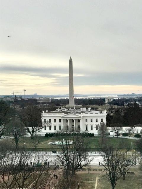 hotel perto da Casa Branca