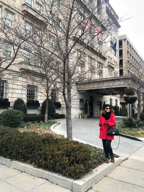 melhores hotéis em Washington DC