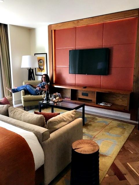 melhor hotel da cidade do cabo