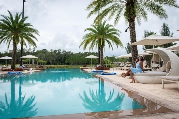 melhor hotel de Orlando