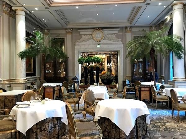 Melhor restaurante três estrelas Michelin em Paris
