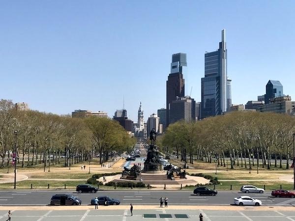 atrações na Filadélfia