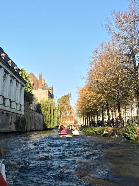 cidade romântica na europa