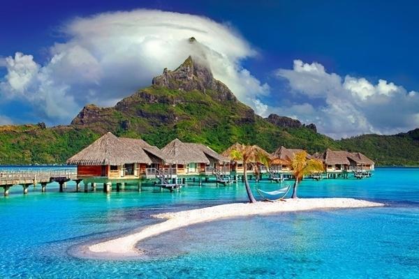 destinos de praia mais românticos do mundo
