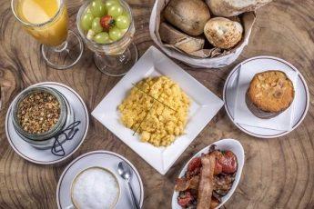 5 lugares para tomar café da manhã ao ar livre no Rio