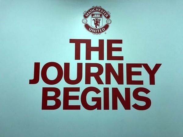 visita ao estádio do manchester united