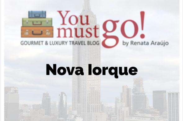 Guia de Viagem para Nova Iorque YouMustGo! e Marcella Maia