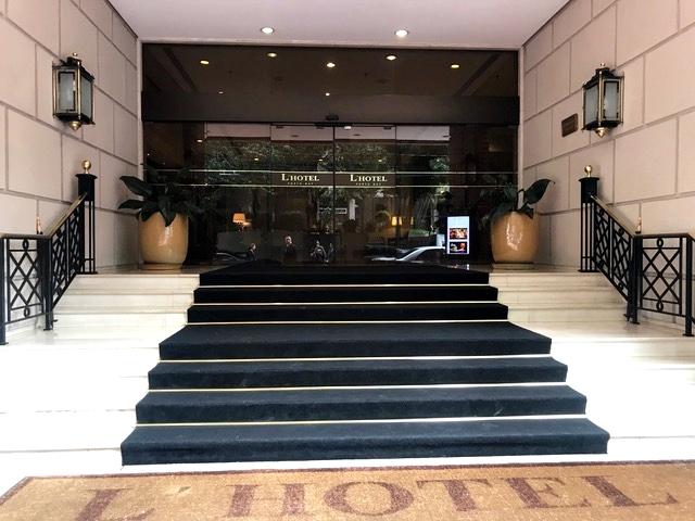 hotel boutique nos Jardins