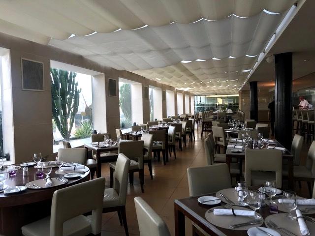 restaurantes de hotéis de luxo em São Paulo