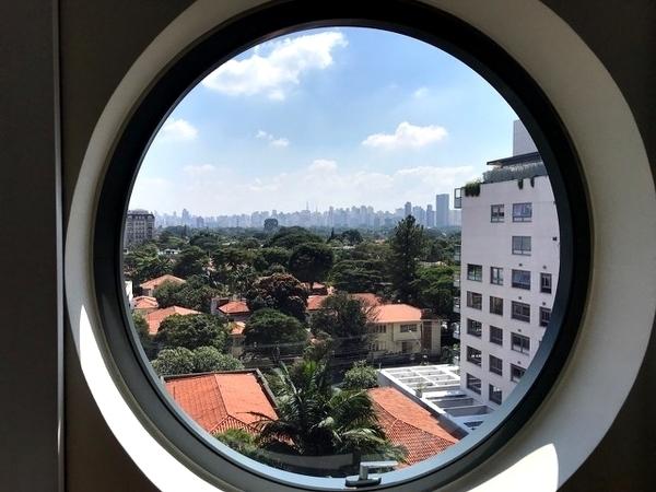 melhor hotel da América do Sul
