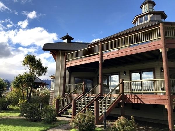 melhor hotel do Norte da Patagônia Chilena