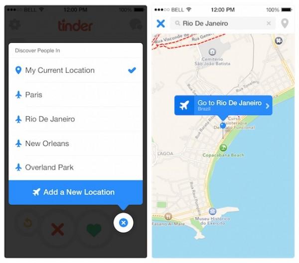 Aplicativos de celular para encontros em viagens