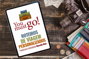 Roteiros de viagem personalizados em parceria com a Tavel Planner Marcella Maia
