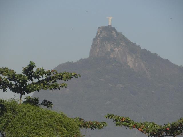O Cristo Redentor é uma das visões mais belas do Brasil