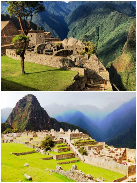Machu Pichu é parada obrigatória para quem vai ao Peru