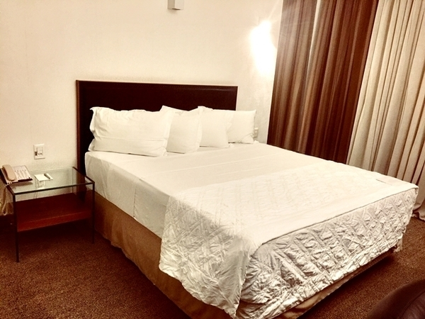 O melhor hotel de Belo Horizonte