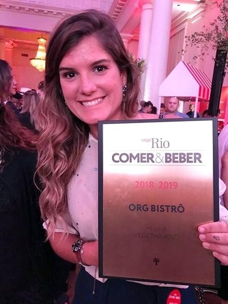 Os ganhadores do prêmio Veja Rio Comer & Beber