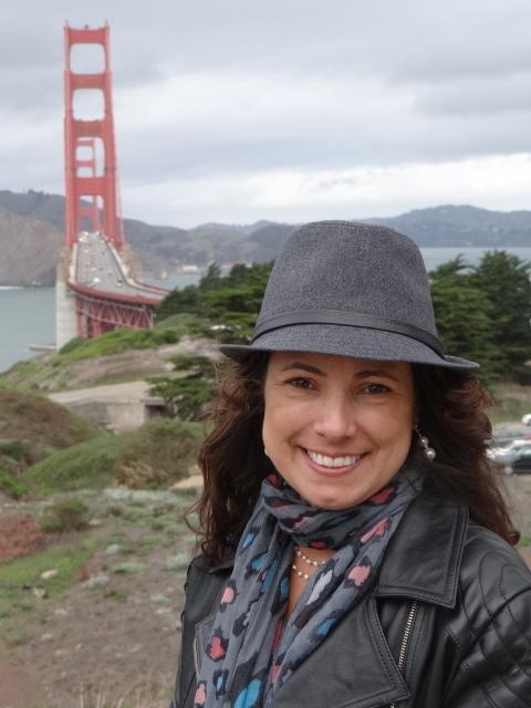 A ponte Golden Gate é outra Maravilha.