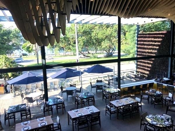 restaurantes com vista no Rio