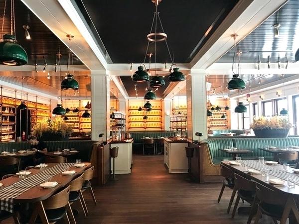 restaurantes em South Pointe