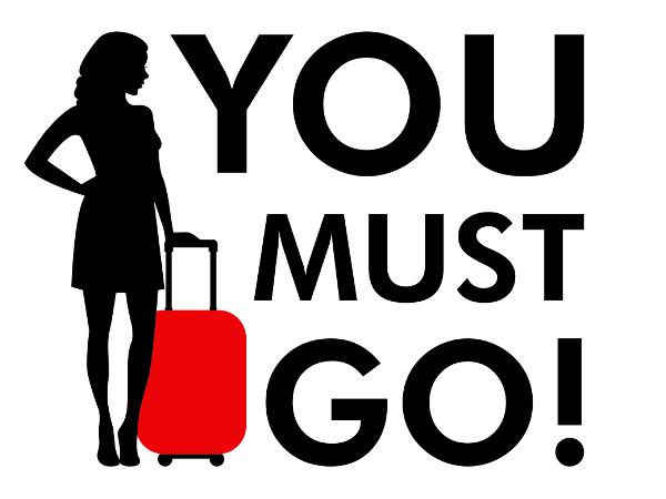 You Must Go! - Blog de Viagem e Turismo de luxo by Renata Araújo.