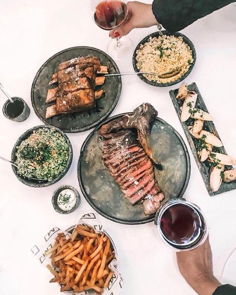 melhor restaurante de carne do Rio