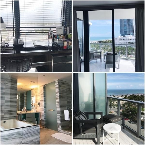 hotel na praia em Miami