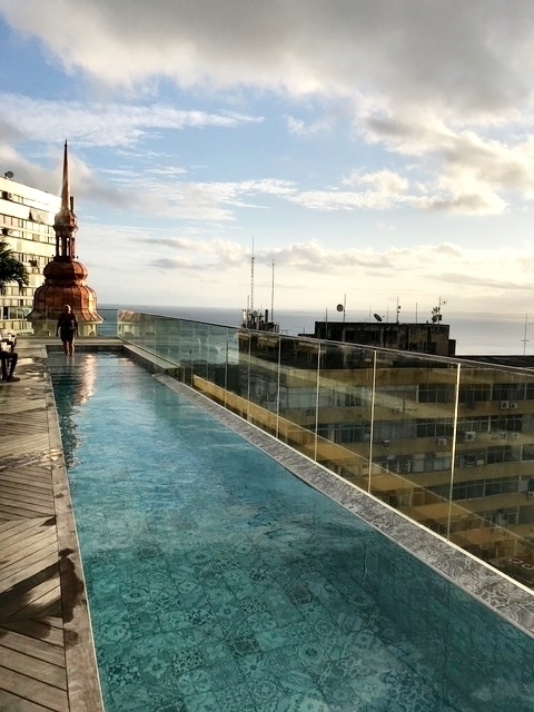 melhor hotel de Salvador