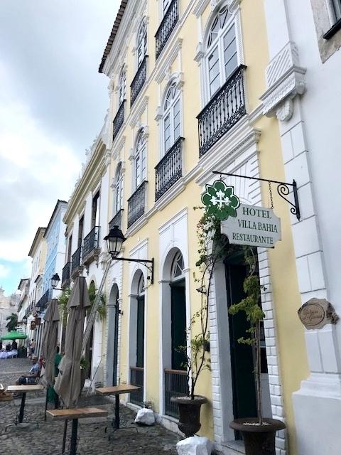atrações em Salvador
