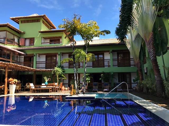 hotéis Roteiros de Charme no Brasil