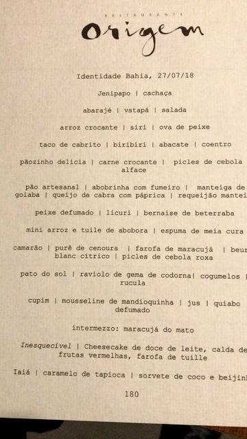 melhor restaurante de Salvador 2