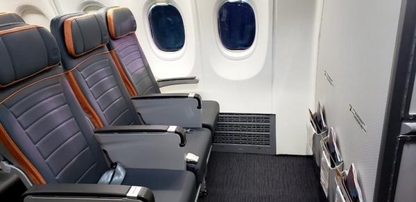 O novo Boeing 737 Max 8 da GOL
