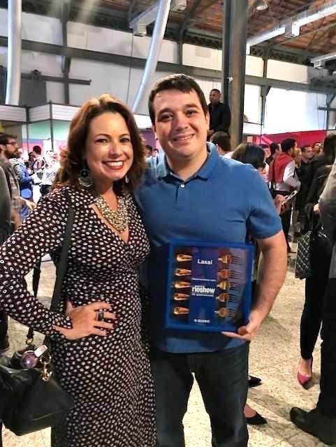 Os ganhadores do Prêmio Rio Show de Gastronomia 2018 2