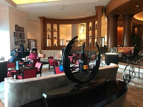 restaurante e spa do mandarin oriental washington