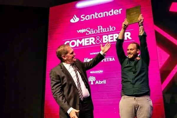 Os ganhadores do Prêmio Veja São Paulo