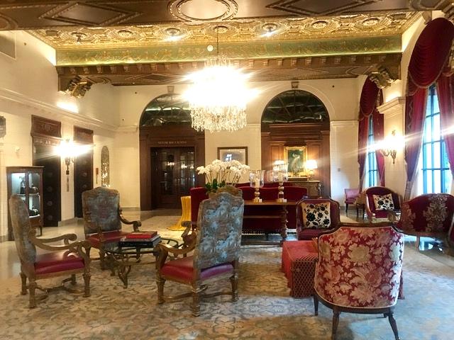 hotel de luxo em washington dc