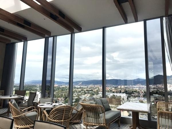melhores hotéis de Bogotá 17