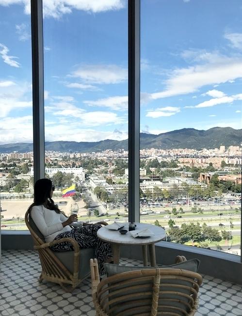 melhores hotéis de Bogotá 7