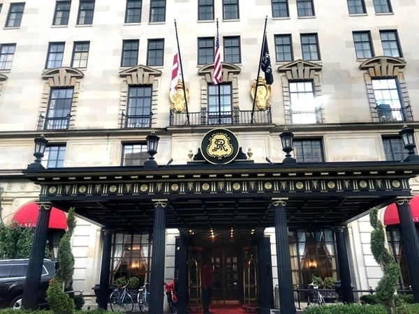 melhores hotéis de washington dc