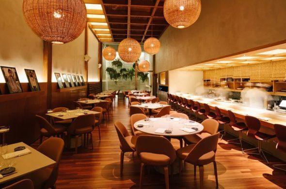 melhores restaurantes japoneses de SP