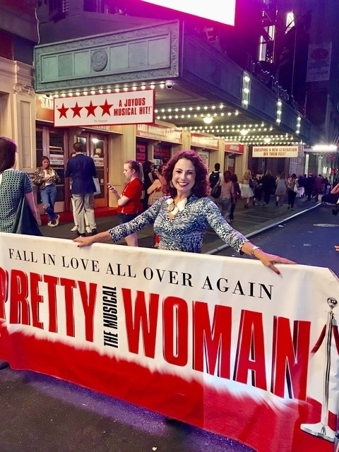 pretty woman em cartaz na broadway