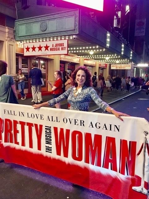 pretty woman em cartaz na broadway