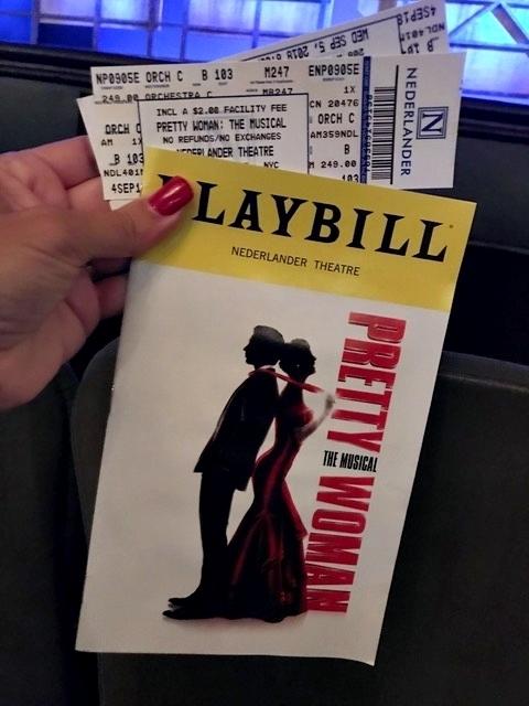Pretty Woman estreia na Broadway