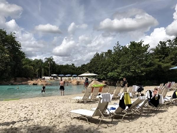 parque para relaxar em Orlando