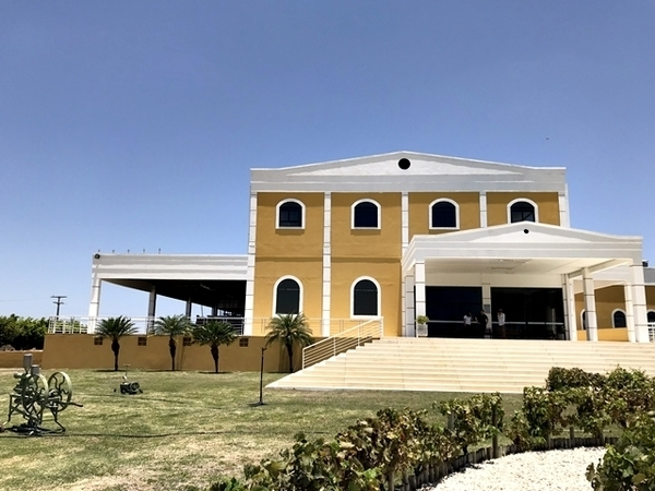 Visita à Vinícola da Miolo