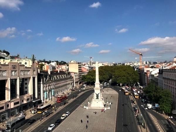 Quarentena na Europa - Lisboa