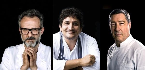 melhores chefs de cozinha do mundo