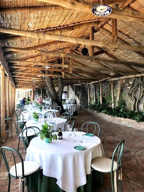 melhores hotéis da Costa Amalfitana